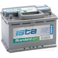 Аккумуляторная батарея Ista Standard 6ст-60 (п.п.) 510А 242*175*190