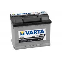 Аккумуляторная батарея VARTA Black dynamic (С14) 6ст-56 (о.п.) 480А 242*175*190 556400048