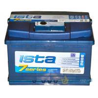 Аккумуляторная батарея Ista 7 Series 6ст-66 (п.п.) 640А 276*175*190