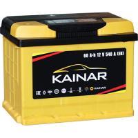 Аккумуляторная батарея KAINAR 6ст-60 (о.п.) 530А 242*175*190