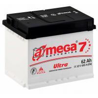 Аккумуляторная батарея A-MEGA BATTERIES Standard 6ст-61 (о.п) 510А 243*175*175 низ.
