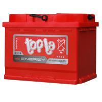 Аккумуляторная батарея TOPLA Top Sealed 6ст-62 (о.п.) 600А 242*175*175 (56249 SMF) низ.