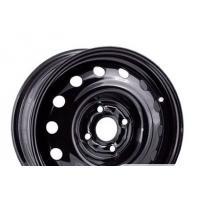 Trebl X40036 5.5*14 4*98 ET35 58.1 black