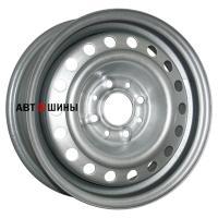 Trebl 53A43C 5.5*14 4*100 ET43 60.1 silver