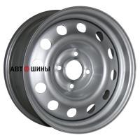 Trebl 53A43C P 5.5*14 4*100 ET43 60.1 silver
